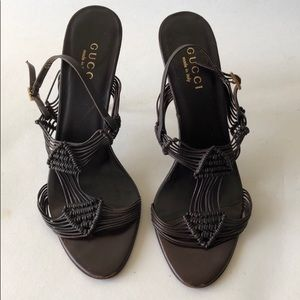 Gucci Sexy Knotted Heels